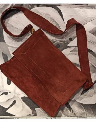Δερμάτινη τσάντα