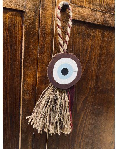Wooden eye 2021