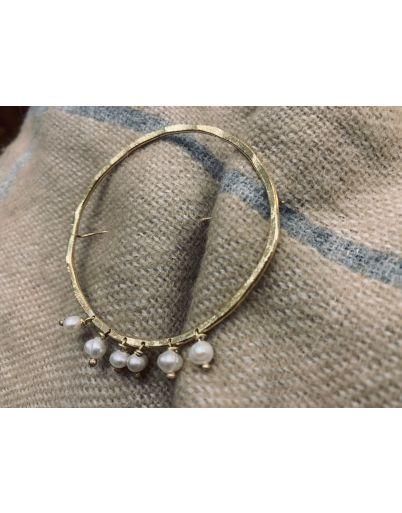Καρφίτσα pearls