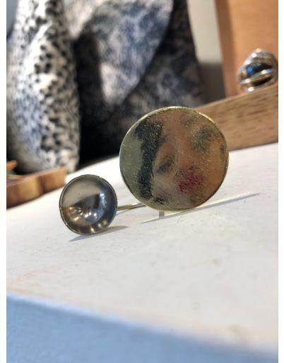 Δαχτυλίδι με κύκλους