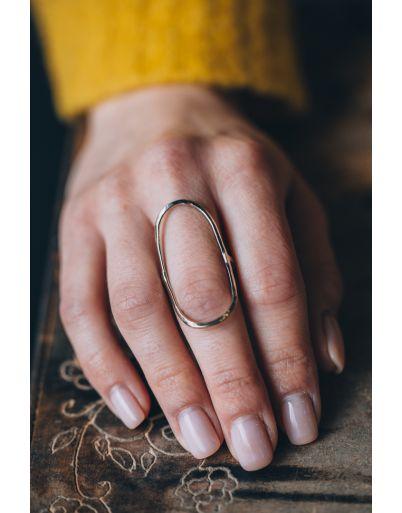 Δαχτυλίδι οβάλ