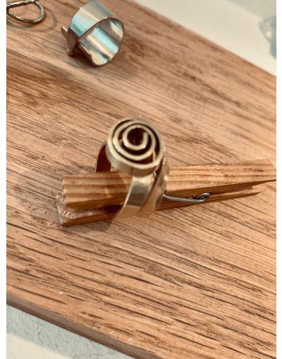 Δαχτυλίδι μπουμπούκι