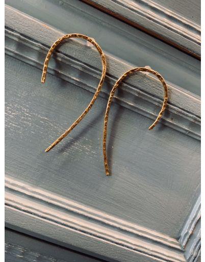 Σκουλαρίκια Πέταλο