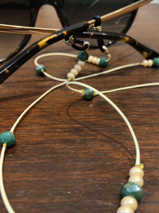 Κορδόνια - Αλυσίδες Γυαλιών